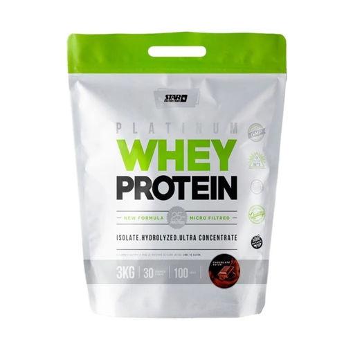 Imagen de Platinum Whey Protein 3Kg